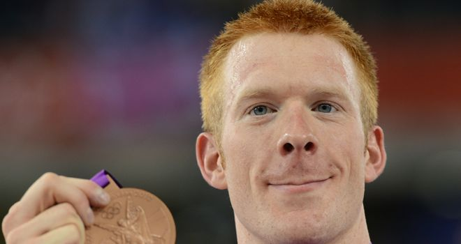 Ed Clancy: Finished strong to make sure of a bronze medal in the velodrome