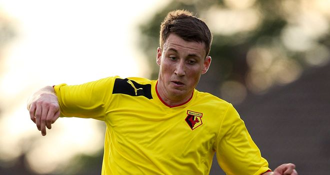 Craig Forsyth: Watford midfielder on Derby's radar after loan spell