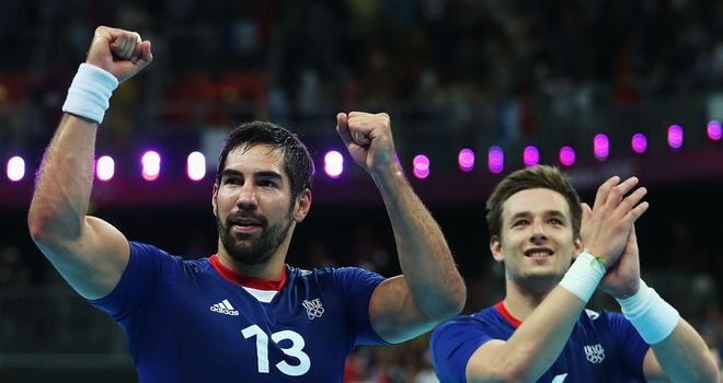 France: Aiming to defend their Olympic crown