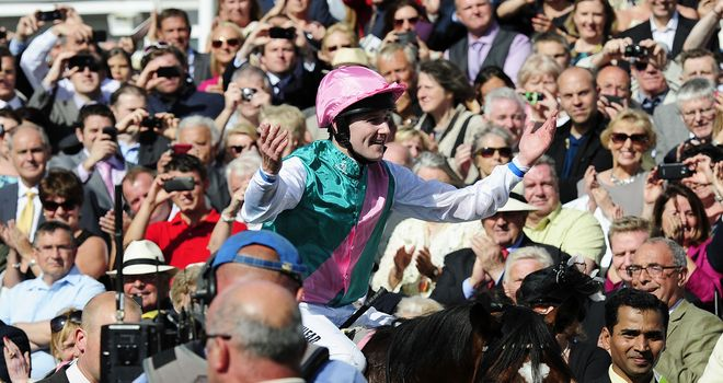 Frankel: Has done wonders for ticket sales