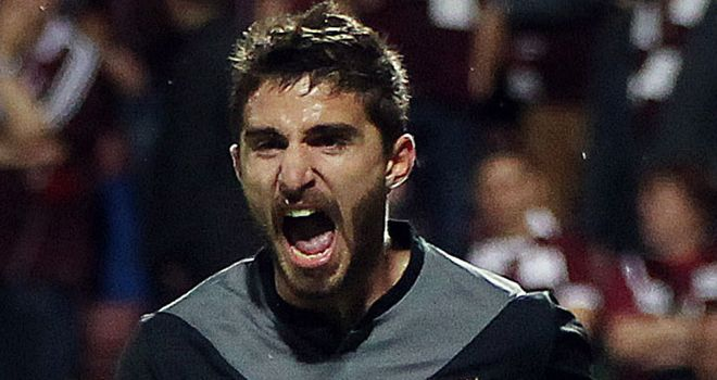 Fabio Borini: Confident he will soon start finding the back of the net