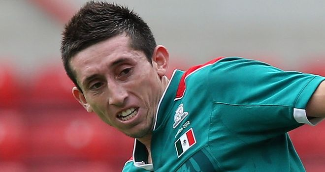 Hector Herrera: Helped Mexico to a gold medal at the 2012 Olympics