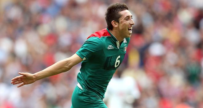 Hector Herrera: Mexico international attracting interest from Manchester United and Liverpool
