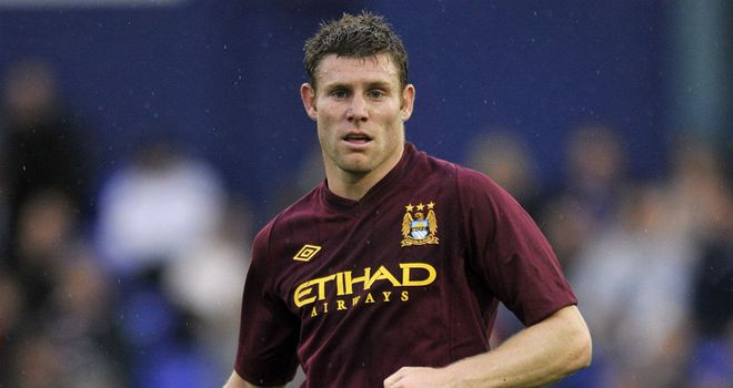 James Milner: Toe problem causing issue for City