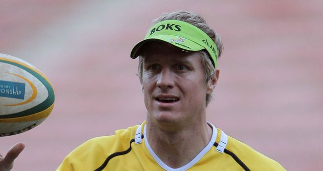 Jean de Villiers: Taking the positives from South Africa&#39;s draw with Argentina