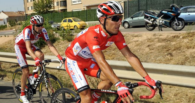 Joaquim Rodriguez: Willing to leave Katusha in order to guarantee participation in Tour de France