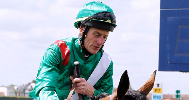 Johnny Murtagh: Axed by the Aga Khan