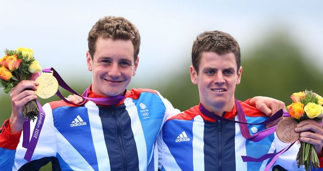 The Brownlee brothers: Their family connection made their Olympic achievements even sweeter