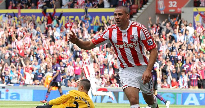 Jon Walters: Stoke forward believes new signings can drive club into top 10 of Premier League