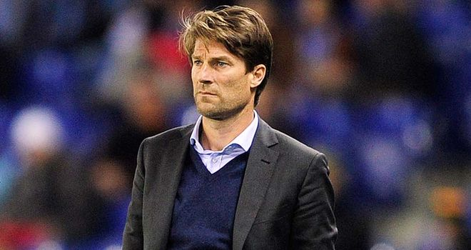 Michael Laudrup: Keen to bolster his squad before the transfer window slams shut