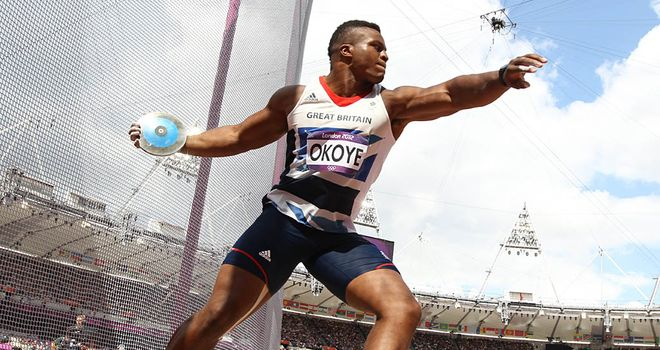 Lawrence Okoye: From the discus circle to the gridiron?