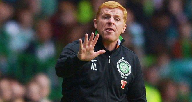 Neil Lennon: Celtic boss will not send his side out to play for a draw