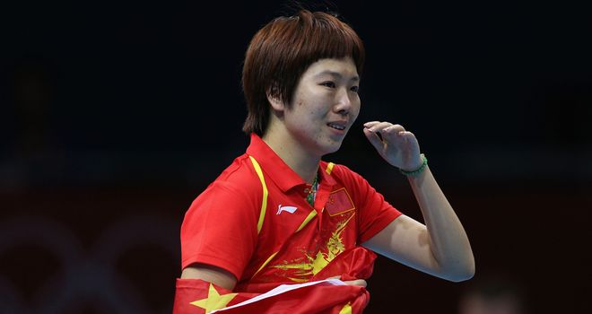 Li Xiaoxia: Caused an upset to win gold