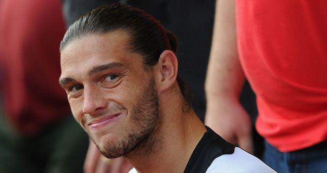 Andy Carroll: Former club Newcastle and West Ham have also been linked with the England international