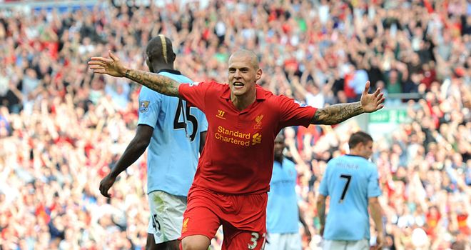 Martin Skrtel: Can replace Liverpool legend Jamie Carragher when he leaves Anfield at the end of the season, according to Jose Enrique