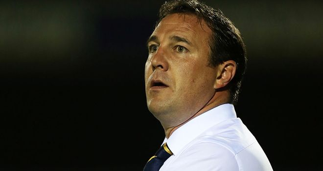 Malky Mackay: Struggling to bolster squad
