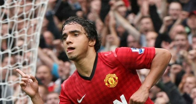 Rafael: Flattered by Gary Neville comparisons