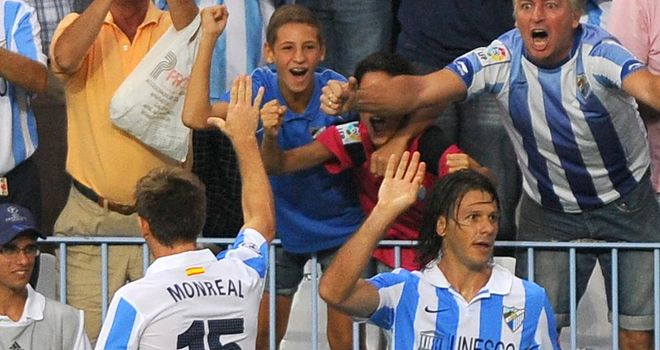 Malaga: Spanish club will play in the Champions League for the first time