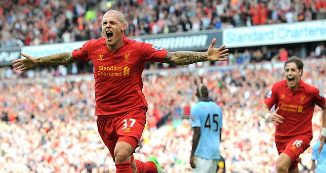 Martin Skrtel: Continues to be linked with a switch to Serie A