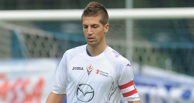 Matija Nastasic: City are reported to have agreed a fee of £12million with Fiorentina