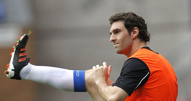 Mauro Boselli: Set for a rare start at Bournemouth on Tuesday