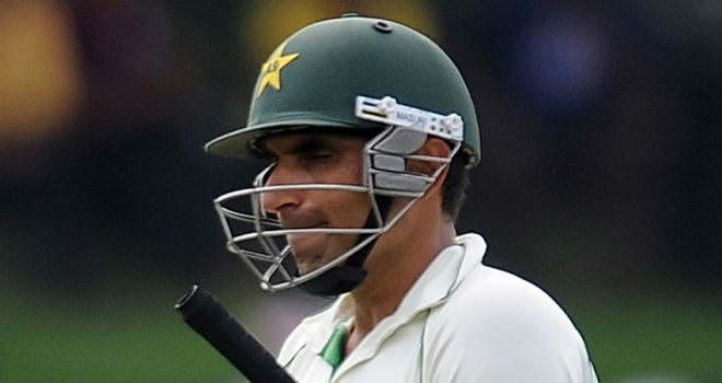 Misbah-ul-Haq: Pakistan captain aiming to turn around his side's recent poor form in ODIs