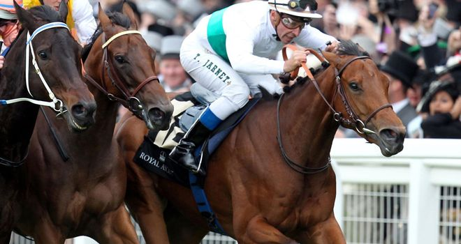 Moonlight Cloud: Prix de la Foret next