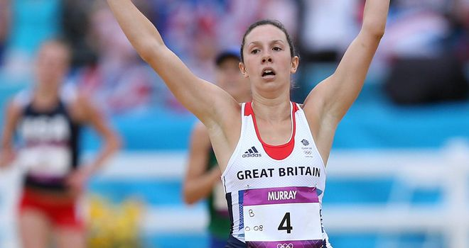 Samantha Murray: Silver ending for Team GB