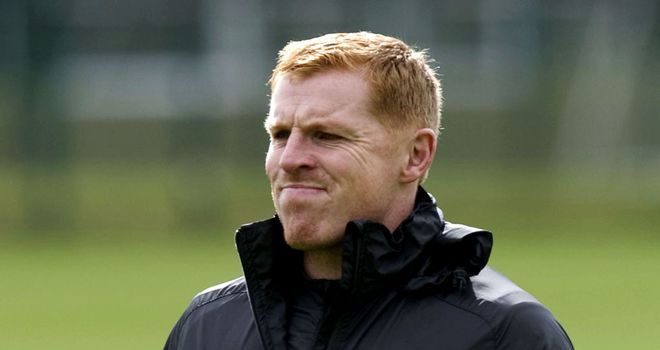 Neil Lennon: Looking to guide Celtic to the group stages of the Champions League
