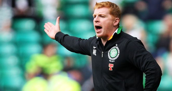 Neil Lennon: Has Celtic two games away from the Champions League group stage