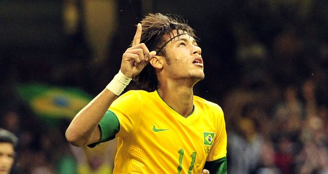 Neymar: Brazilian forward is one of the world's most promising young players