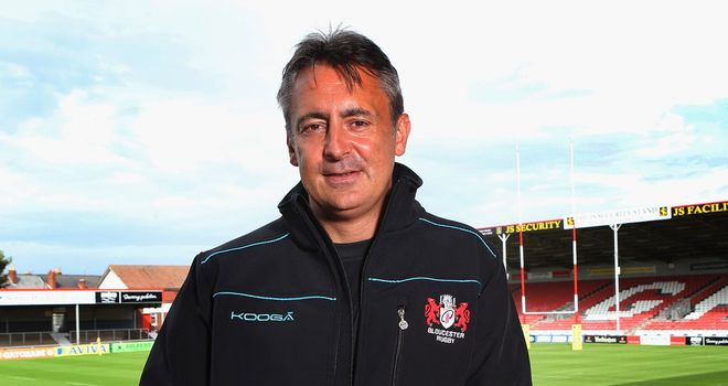 Nigel Davies: Ready to make the big calls ahead of Gloucester's season opener