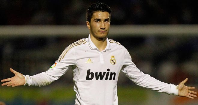 Nuri Sahin: Close to completing his loan move to Liverpool, according to the club