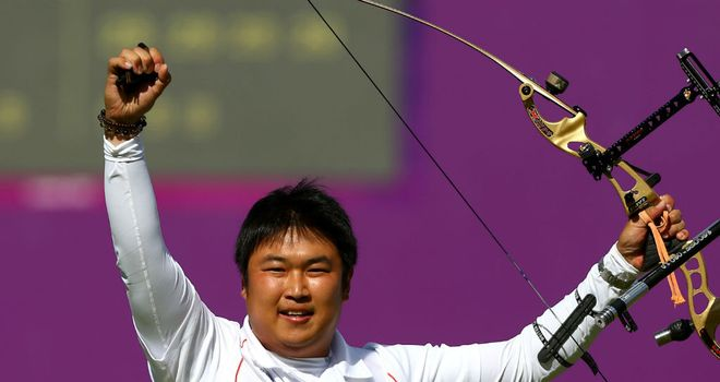 Oh Jin-hyek: Finally secured an individual men's Olympic title for South Korea