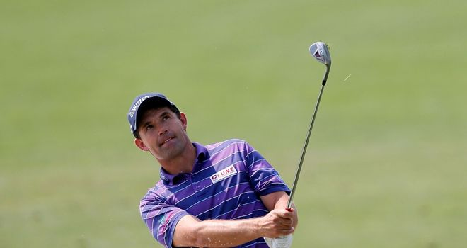 Padraig Harrington: Waiting to see if he will receive a wildcard pick