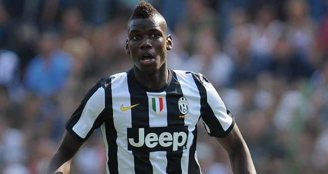 Paul Pogba: Making an impact in a Juventus shirt since move from Manchester United