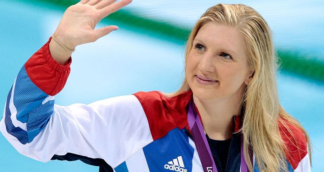 Rebecca Adlington: Thinks there is plenty for British swimming to build on