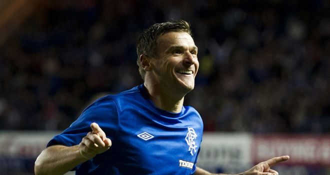 Lee McCulloch: Netted for 17th time this season