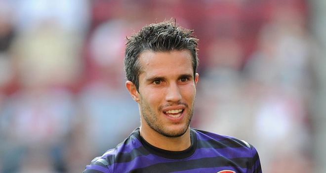 Robin van Persie: Manchester United have agreed terms with Arsenal over striker