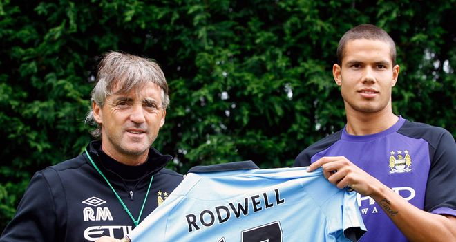 Jack Rodwell: Midfielder is now with Manchester City