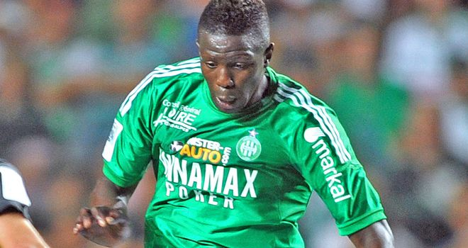 Bakary Sako: Happy to have completed his move from St Etienne