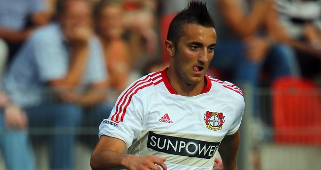 Samed Yesil: Set to be included in Liverpool squad for Europa League tie with Young Boys