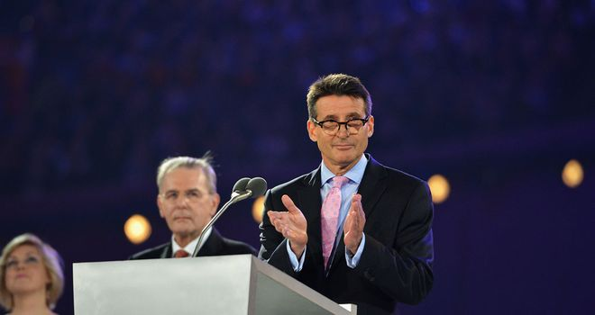 Lord Coe: Will succeed Lord Moynihan as new BOA chairman
