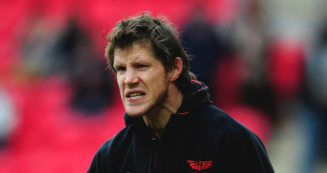 Simon Easterby: Sees Jake Ball as one for the future