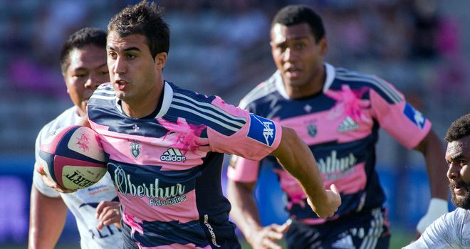 Jerome Porical: Stade Francais full-back scored 22 points
