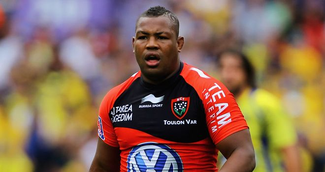 Steffon Armitage: Toulon flanker cleared of doping charges