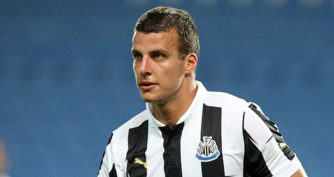 Steven Taylor: Newcastle defender praised by manager Alan Pardew