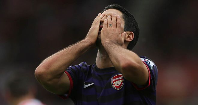 Mikel Arteta: Wants Arsenal to focus on the future not Robin van Persie