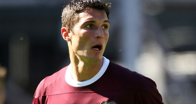John Sutton: Hit late winner for Jambos