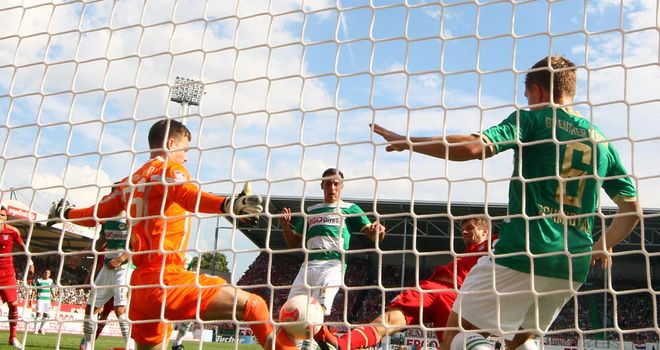 Thomas Muller: Scored the opening goal as Bayern Munich beat promoted Greuther Furth 3-0
